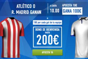 Mejor apuesta Atlético Real