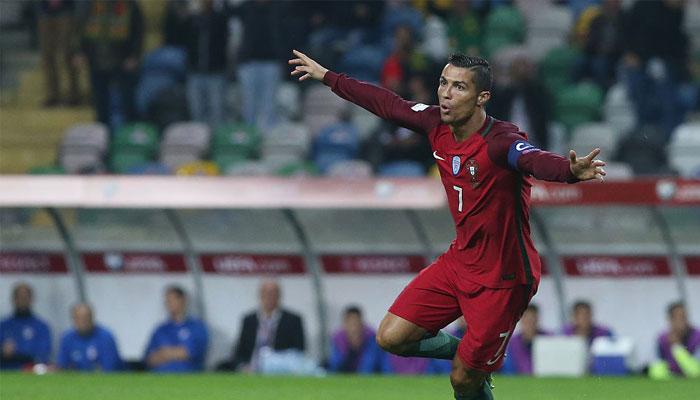 Portugal y Ronaldo contra España