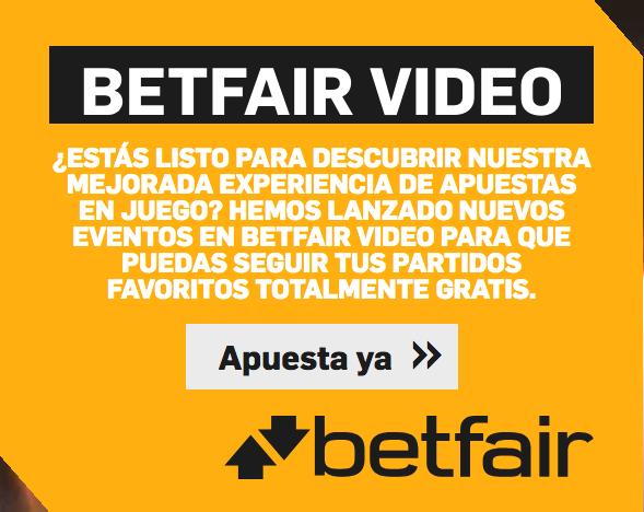 betfair video promo