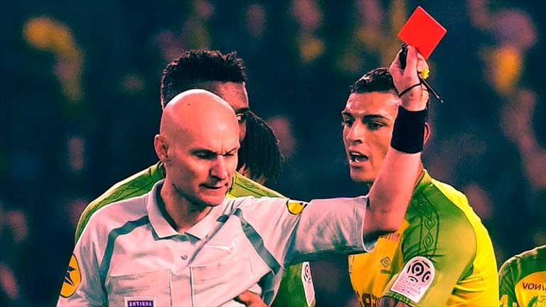 tarjetas rojas fútbol