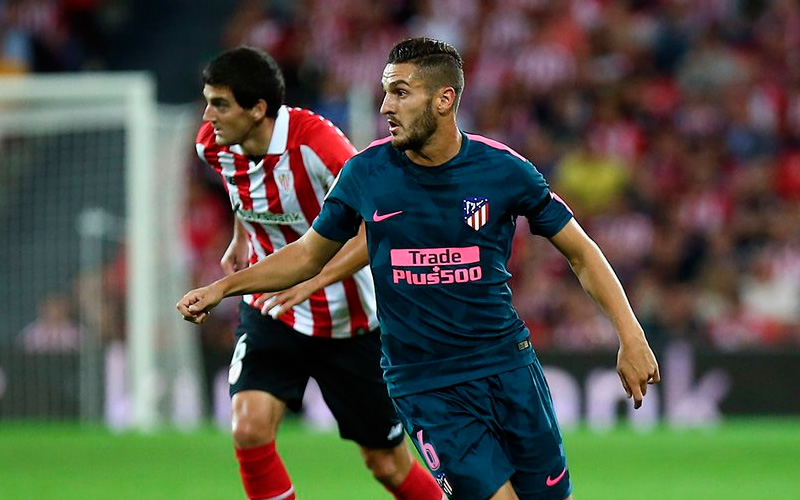 Athletic recibe al Atlético en San Mamés
