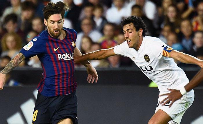 Messi y Parejo
