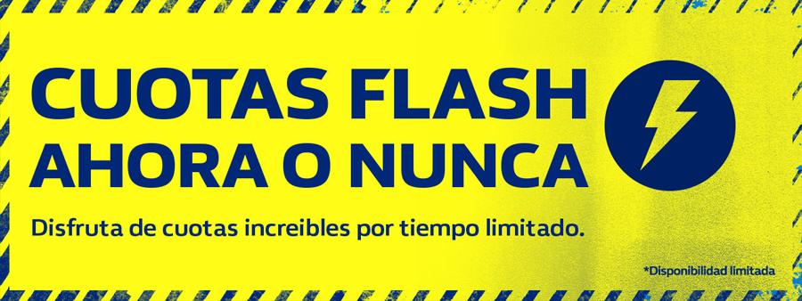 cuotas flash wh