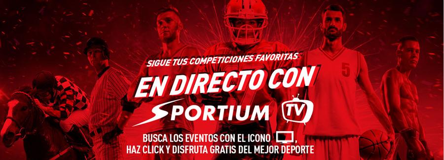 sportium tv LIVE